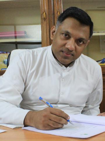 Fr. Soji Kannalil-Patron-Mundakkayam Medical Trust Hospital, Kanjirappally
